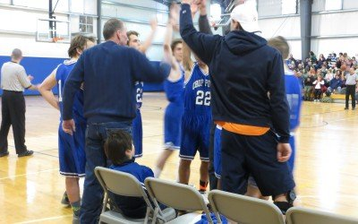 What basketball taught me about encouragement