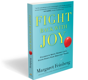Fighting back with joy